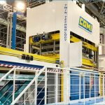 Twin Sheet Thermoforming Machine